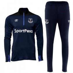 Tuta tecnica allenamento blu Everton 2018/19 - Umbro