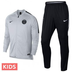 Jungen - Paris Saint Germain Trainingsanzug UCL 2017/18 - Nike