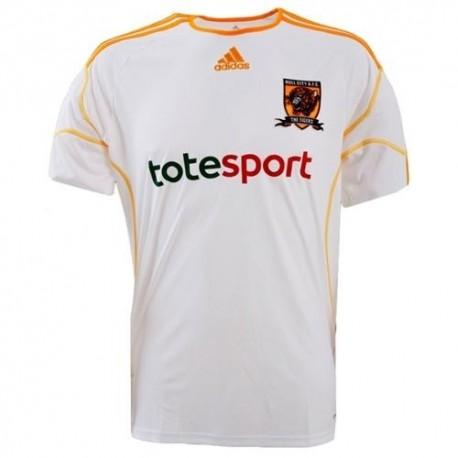 Hull City lejos fútbol camiseta 2010/11-Adidas
