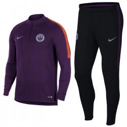 Survetement Tech d'entrainement UCL Manchester City 2018/19 - Nike