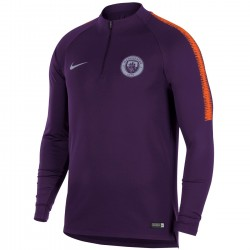 Tech sweat top d'entrainement UCL Manchester City 2018/19 - Nike