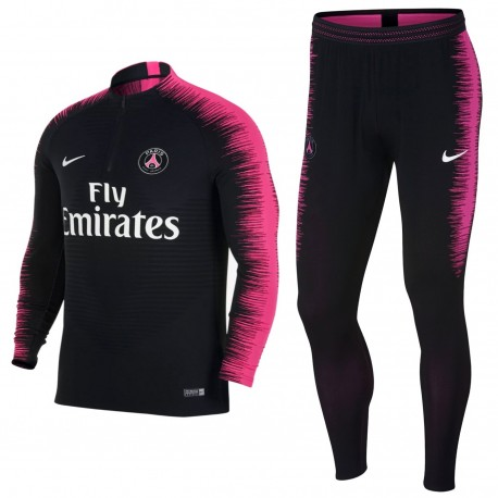 Paris Saint Germain Vaporknit technical tracksuit 2018/19 - Nike