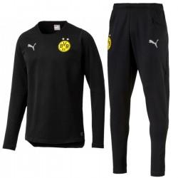 Tuta rappresentanza casual sweat Borussia Dortmund 2018/19 - Puma