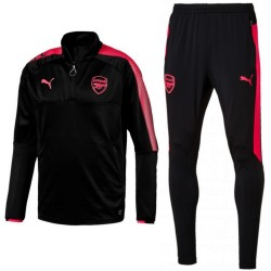 Arsenal training technical tracksuit 2017/18 black - Puma