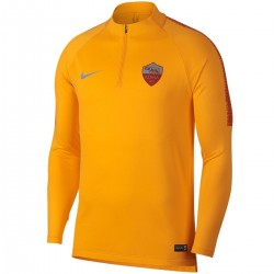 Tech sweat top d'entrainement UCL AS Roma 2018/19 - Nike
