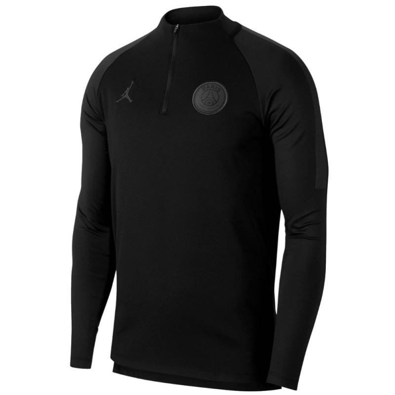 Jordan x PSG chandal tecnico negro de entreno UCL 2018/19