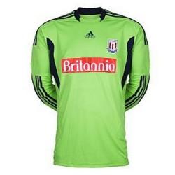 Stoke City gardien de but maillot Away 2011/2012-Adidas