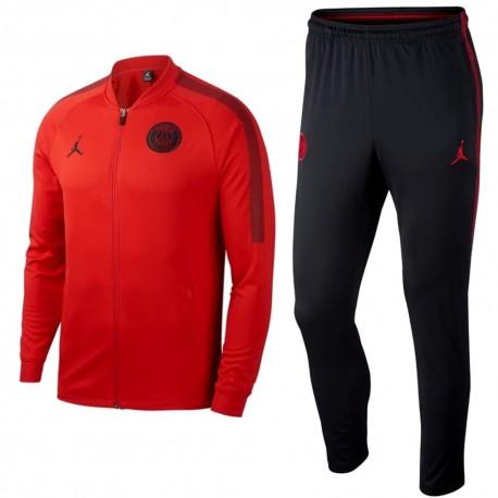 Giacca da Tuta Jordan x PSG Nero Abbigliamento Uomo