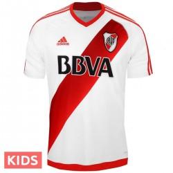 Jungen - River Plate Home Fußball Trikot 2016/17 - Adidas