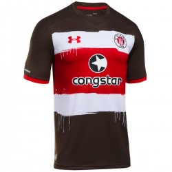 Maillot de foot  FC St. Pauli domicile 2017/18 - Under Armour