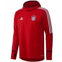 Bayern München Warm technical Trainingssweat 2018 - Adidas