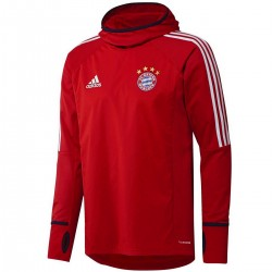 Bayern Munich winter training technical sweatshirt 2018 - Adidas