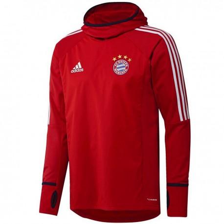 Bayern Munich winter training technical sweatshirt 2018 - Adidas