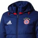 Bayern Munich winter training bench jacket 2018 - Adidas