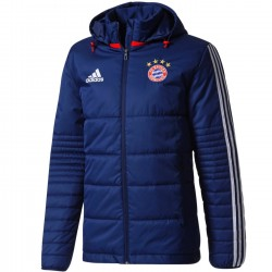 Bayern Munich winter training bench jacket 2018 - Adidas