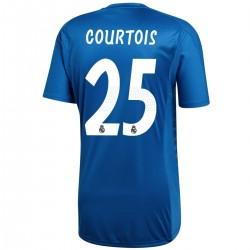 Camiseta portero Real Madrid Courtois 1 segunda 2018/19 - Adidas