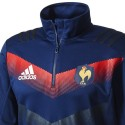 France rugby team tech training tracksuit 2017/18 - Adidas