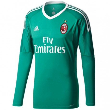 AC Milan Home goalkeeper football shirt 2017/18 - Adidas