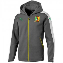 Cameroon national team presentation jacket 2017/18 - Puma
