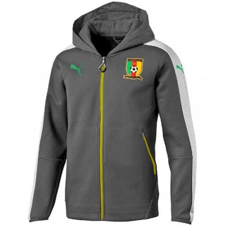 Cameroon national team presentation jacket 2017/18 - Puma