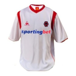 Maglia Wolverhampton Wanderers Away 2009/10 - Le Coq Sportif