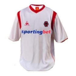 Wolverhampton Wanderers lejos camiseta 2009/10-Le Coq Sportif