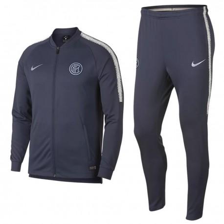Inter Milan UCL training presentation tracksuit 2018/19 - Nike