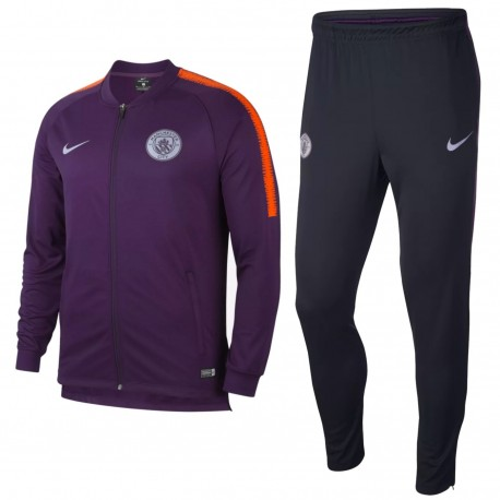 Manchester City UCL training presentation tracksuit 2018/19 - Nike