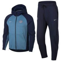 Tuta da rappresentanza Chelsea Tech Fleece 2018/19 - Nike