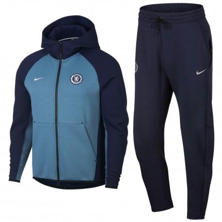 Chelsea FC Tech Fleece presentation tracksuit 2018/19 - Nike