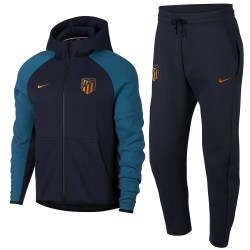 Atletico Madrid Tech Fleece präsentations trainingsanzug 2018/19 - Nike