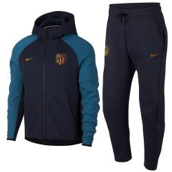 Atletico Madrid Tech Fleece präsentations trainingsanzug 2018/19 - Nike