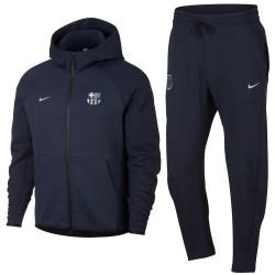 FC Barcelona Tech Fleece präsentations trainingsanzug 2018/19 - Nike