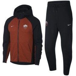 AS Roma Tech Fleece präsentations trainingsanzug 2018/19 - Nike
