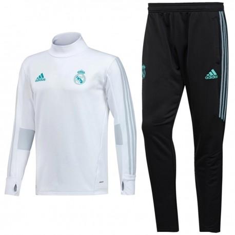 Real Madrid training technical tracksuit 2017/18 - Adidas