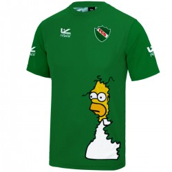 "Ferro Carril Oeste goalkeeper ""Homer Simpson"" shirt 2018/19 - Kalcomax"