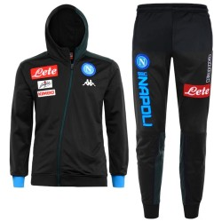 SSC Napoli hooded training presentation tracksuit 2018/19 - Kappa