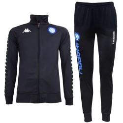 Tuta da rappresentanza blu SSC Napoli UCL 2018/19 - Kappa