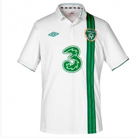 National Soccer Jersey 2012/13 Ireland Away by Umbro