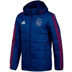 Doudoune bench d'entrainement Ajax Amsterdam 2017/18 - Adidas