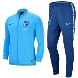 FC Barcelona präsentation trainingsanzug 2019 - Nike