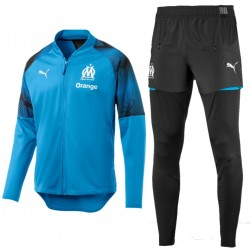 Olympique Marseille pre-match training Präsentationsanzug 2019 - Puma