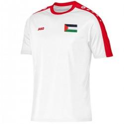 Palestina segunda camiseta de fútbol 2019/20 - Jako