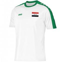 Irak segunda camiseta de fútbol 2019/20 - Jako