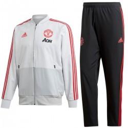 Chandal de presentación Manchester United 2019 - Adidas