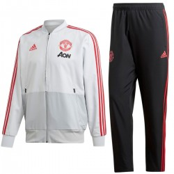 Survetement de presentation Manchester United 2019 - Adidas