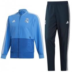 Real Madrid presentation tracksuit 2019 - Adidas