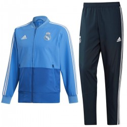 Survetement de presentation Real Madrid CF 2019 - Adidas