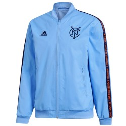Chaqueta presentacion pre-match New York City FC 2019 - Adidas