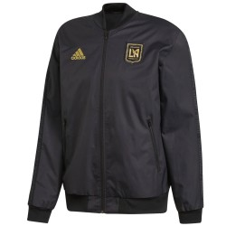 Los Angeles FC pre-match presentation jacket 2019 - Adidas